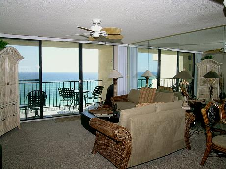 Photo 2 of http://www.oneseagroveplace.com/uploads/units/31/photo2/LivingArea.jpg - One Seagrove Place vacation rental in Seagrove Beach, Florida aka Santa Rosa Beach FL