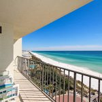 Our condo rentals and condos for sale are right on the beach