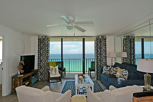 Photo 2 of http://www.oneseagroveplace.com/wp-content/uploads/2010/05/LivingAreaView2-2.jpg - One Seagrove Place vacation rental in Seagrove Beach, Florida