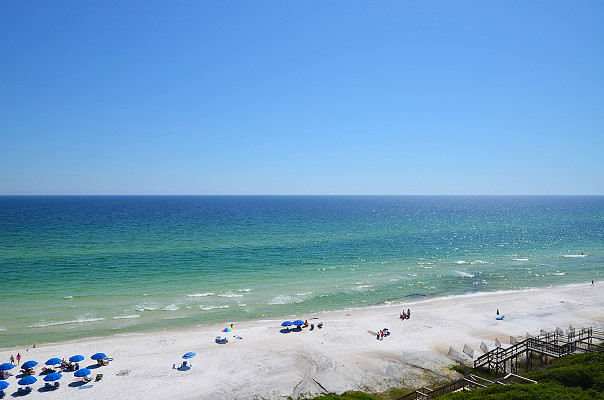 Photo 2 of https://www.oneseagroveplace.com/wp-content/uploads/2010/05/View3FromTheBalcony.jpg - One Seagrove Place vacation rental in Seagrove Beach, Florida aka Santa Rosa Beach FL