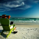 Relaxing on the beach and other things to do in 30-A FL